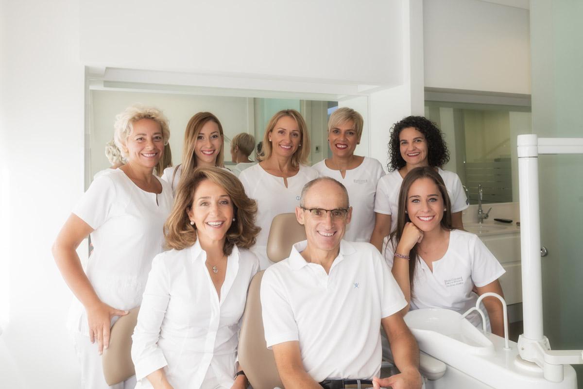 Equipo Clínica Dental Abellán